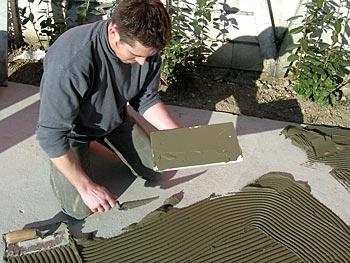 Artpierre le secret des maisons de charme conseil de for Retirer colle moquette sur beton